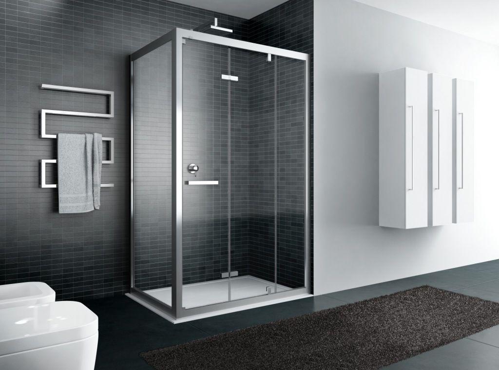 Come pulire il box doccia - Porte per bagni ...