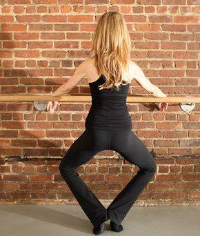 prima posizione danza classica