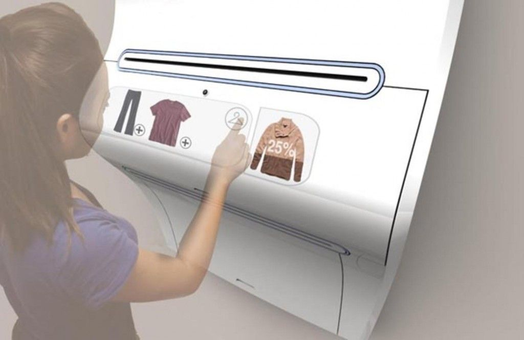 stampa indumenti