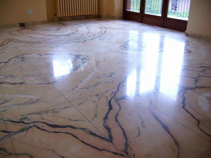 Come pulire il marmo e prendersene cura - Macchie parquet ...