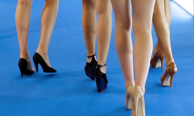 Stiletto stretching arriva dall'America: rassodare e ...