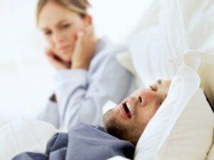 apnea nel sonno