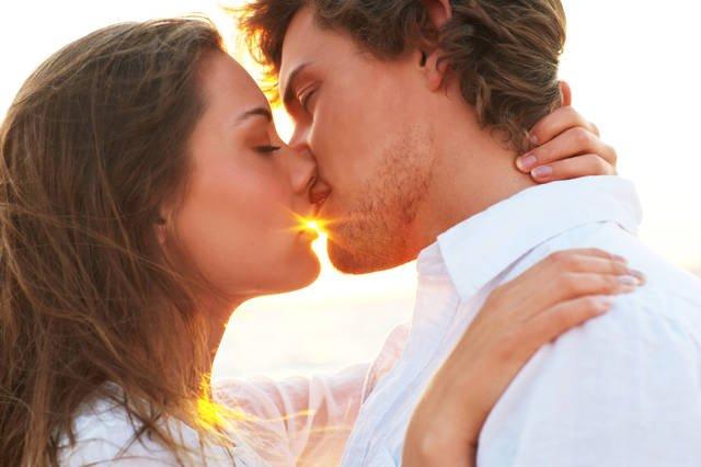 baciare fa bene alla salute