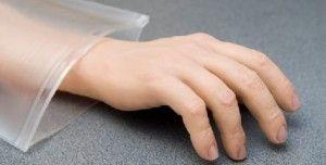 lunghezza dita mano