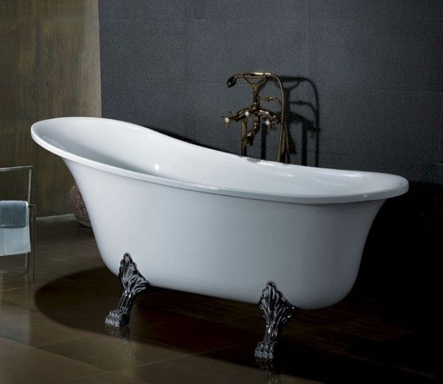 La vasca da bagno ha perso il suo smalto ecco come lucidarla con rimedi fai da te - Tisane per andare in bagno ...