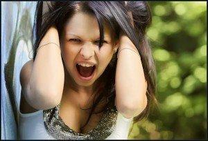 sfogare la rabbia