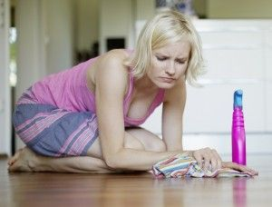pulire fughe pavimenti