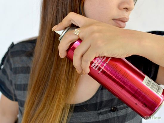 550px-Make-Your-Hair-Stay-Straight-All-Day-Step-13