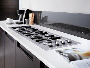 Come sgrassare e pulire bene il piano cottura - Cucina vetroceramica ...