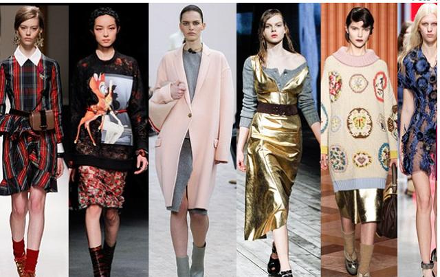 tendenza moda 2013 aututnno