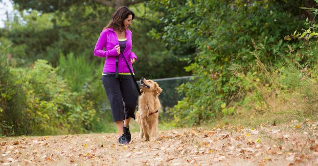 donna-passeggiata-cane