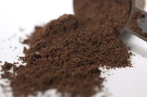 fondi del caffè riutilizzo