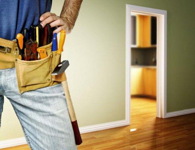 Piccoli lavori in casa da fare da oggi c 39 il marito in affitto - Lavori da fare a casa ...
