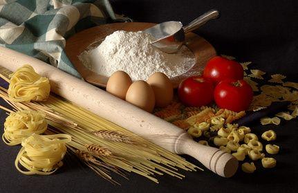 materials of pasta