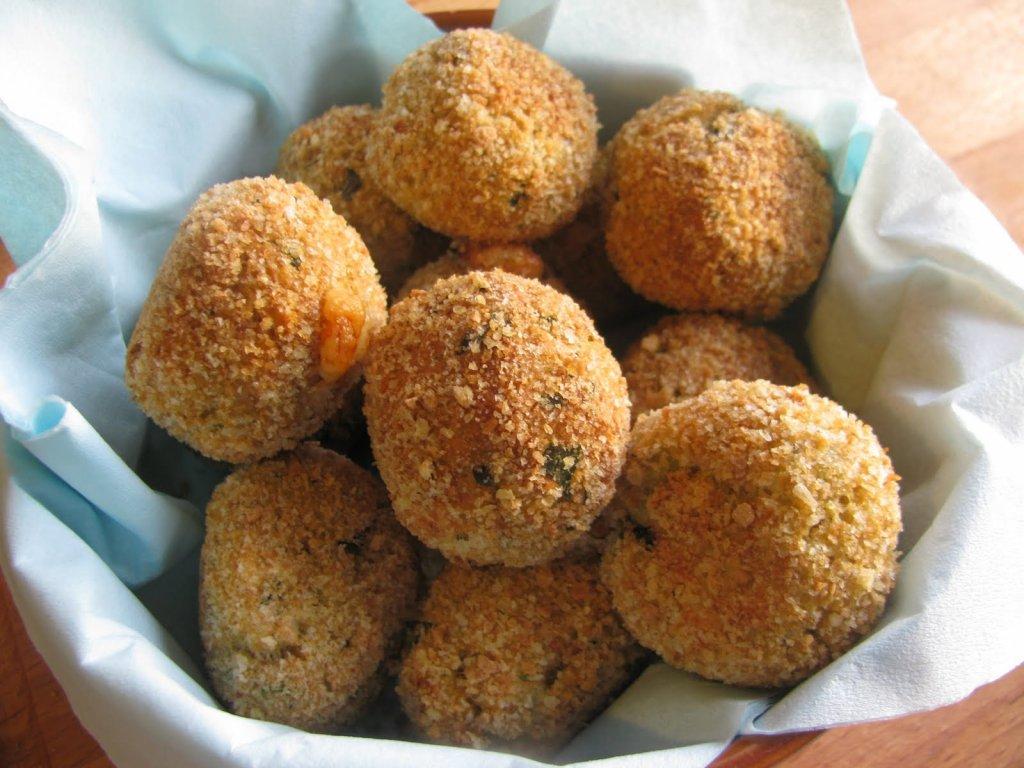 Ricette gustose le polpette di melanzane for Melanzane ricette