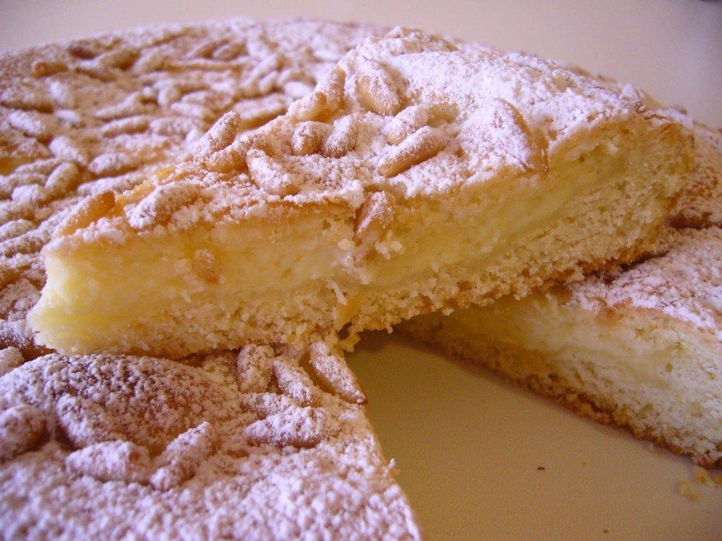 torta della nonna light