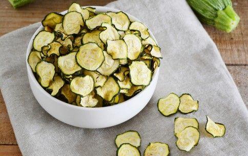 Ricetta Zucchine Chips