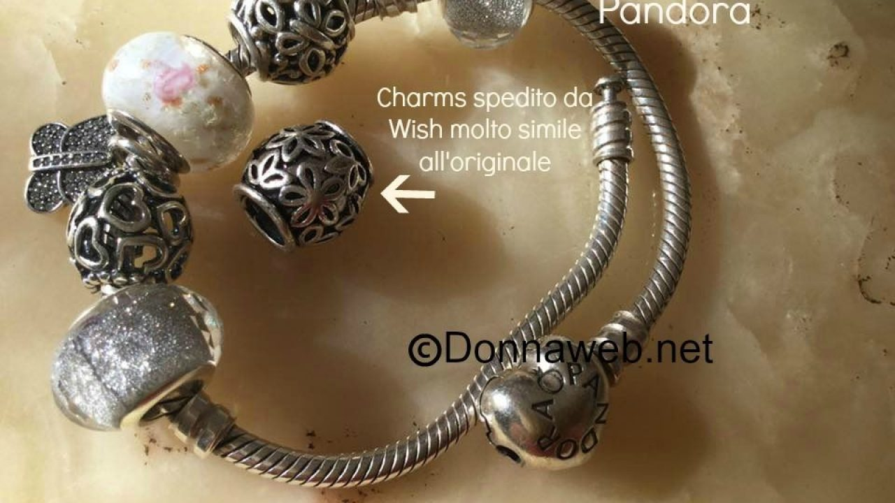 pandora charms originali offerte