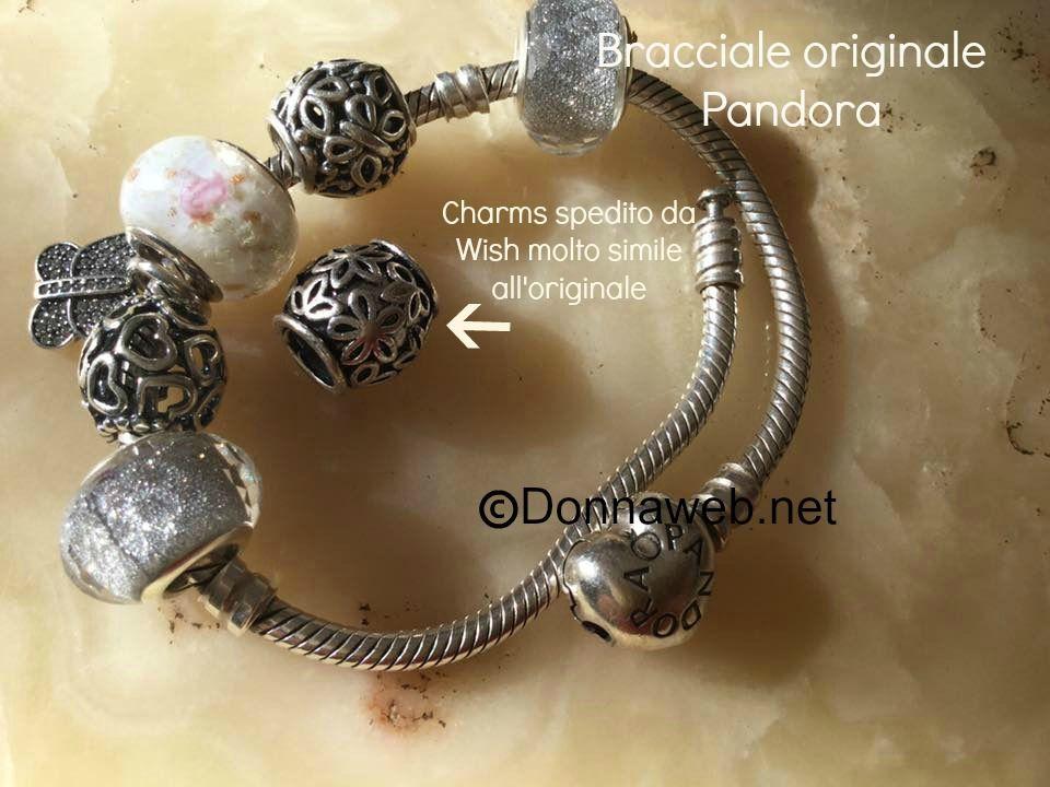 gioielli pandora originali bracciale