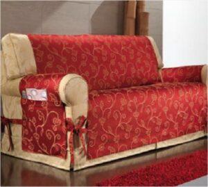 Crea un copridivano elegante e facile da realizzare - Copri divano angolare ...