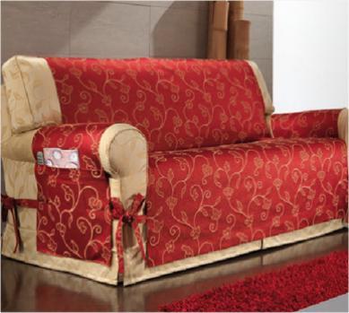 Crea un copridivano elegante e facile da realizzare - Copridivano per divano in pelle ...