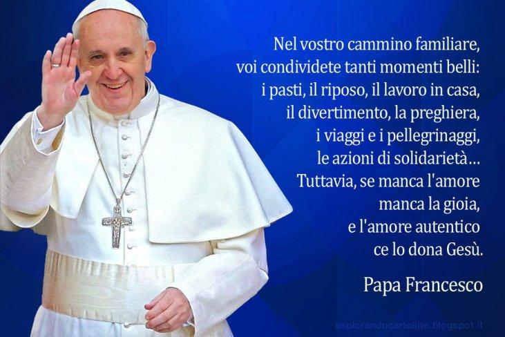 Festeggiamo Papa Francesco Con Una Raccolta Delle Sue Frasi Piu