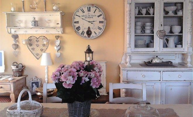arredamento shabby chic2. Black Bedroom Furniture Sets. Home Design Ideas
