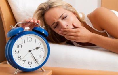 Non dormi abbastanza? Ecco cosa potrebbe succedere al tuo corpo