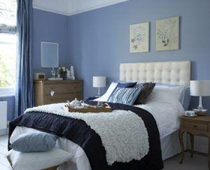Colori Pareti Azzurro : Arredare casa in stile shabby chic sui toni del grigio e azzurro