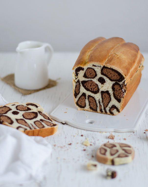 La torta leopardo, bellissima da vedere e buonissima da gustare…La ricetta!