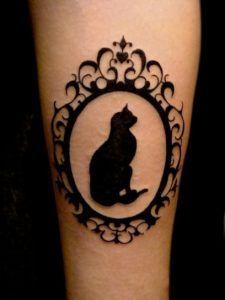 gatto-in-cornice-un-tattoo