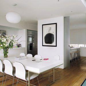 come separare la cucina dal soggiorno: tantissime idee (guarda la ... - Dividere Cucina Dal Soggiorno Con Vetro 2