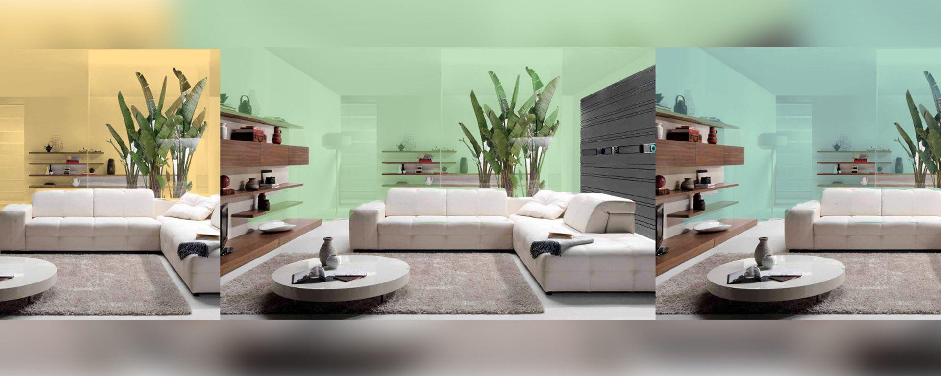 come cambiare colore alle pareti di casa con il simulatore