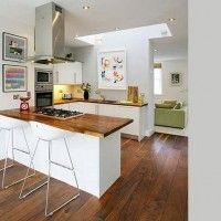 Come separare la cucina dal soggiorno: tantissime idee (guarda la ...