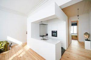 Come separare la cucina dal soggiorno: tantissime idee ...