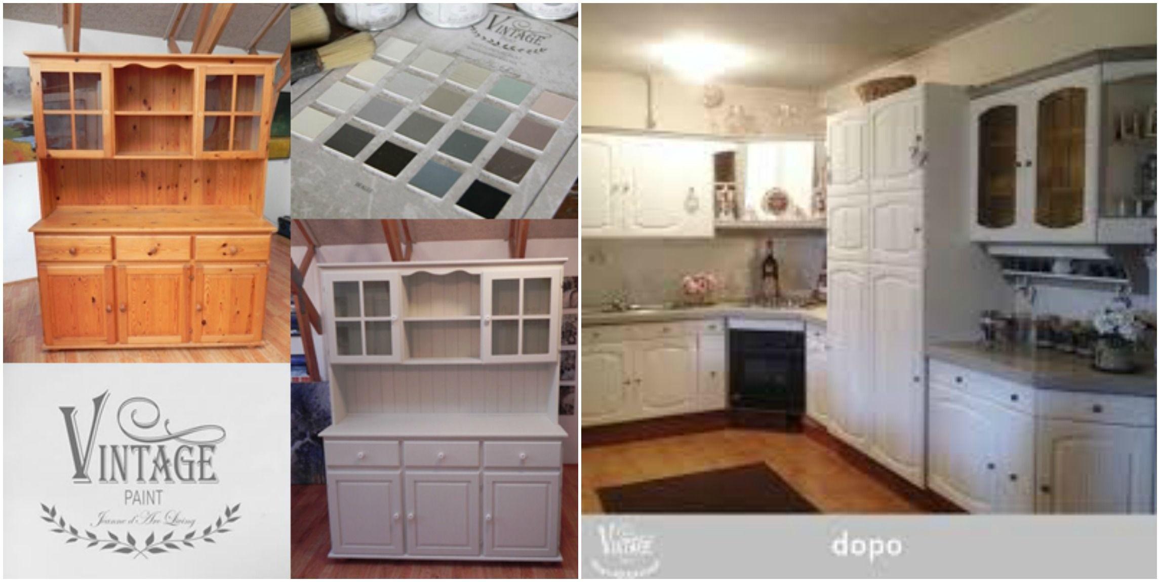 Cambia colore e rinnova i tuoi mobili (stile vintage e shabby) con un solo prodotto