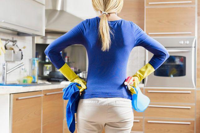 Avete poco tempo per fare tutto? Ecco alcune regole per mantenere la casa pulita in mezz'ora