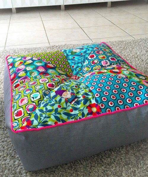 tante idee per originali cuscini a forma di fiore o di farfalla tutorial. Black Bedroom Furniture Sets. Home Design Ideas