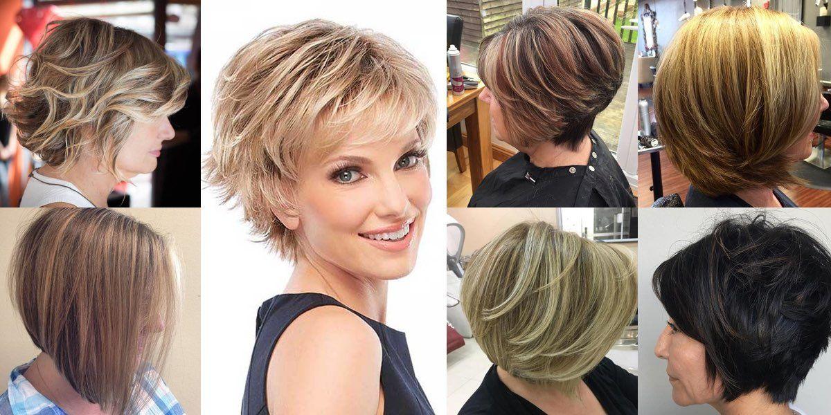 Taglio di capelli per donne robuste