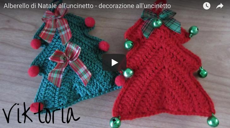 Alberello di Natale amigurumi - tutorial uncinetto | Uncinetto, Natale,  Uncinetto natalizio | 407x731