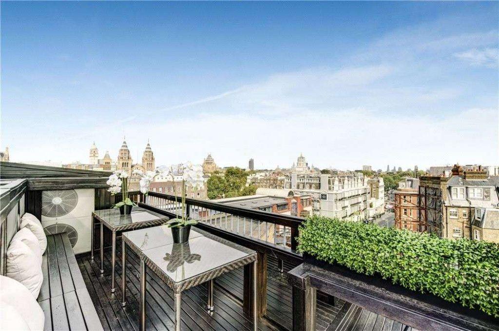 meraviglioso panorama su Londra