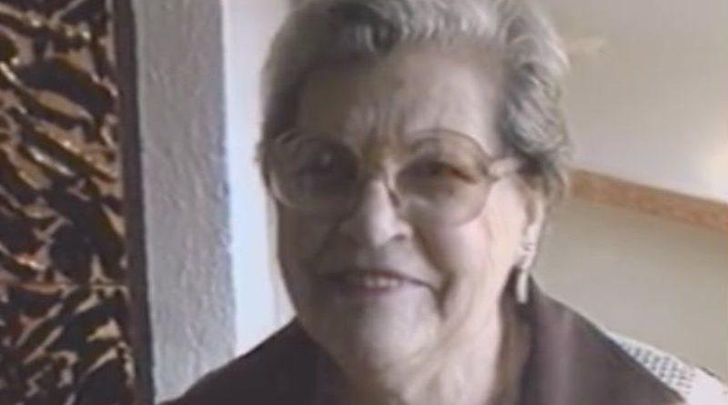 I vicini di casa non l'avevano mai vista pulire casa, quando muore a 101 anni entrano e rimangono sbalorditi