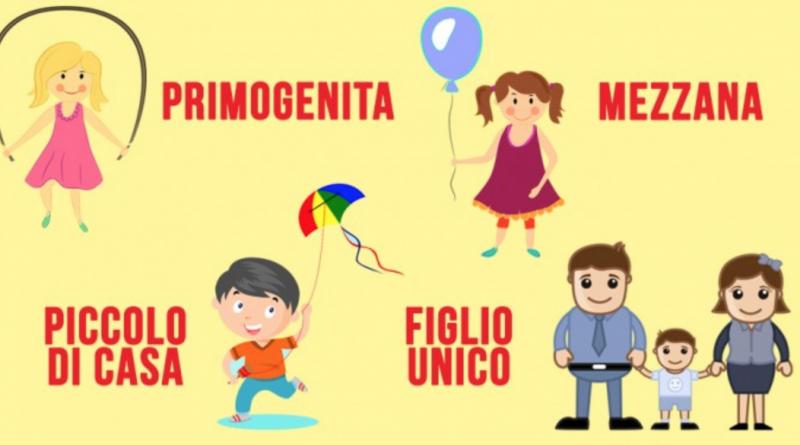 L'ordine di nascita influisce molto sulla nostra personalità: ecco perchè e in che misura