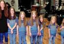 6 fratelli soffrono di bullismo per i loro lunghi capelli; li vedono uscire dal parrucchiere e rimangono tutti scioccati
