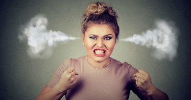 Dietro la rabbia frequente di solito c'è anche arroganza
