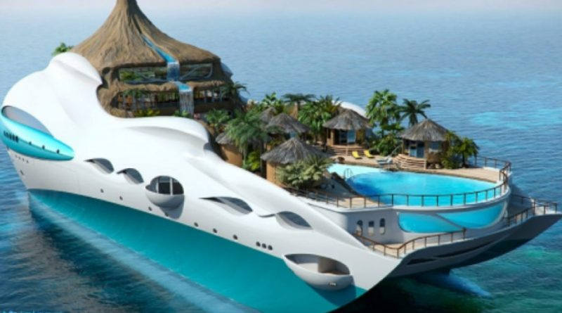 I 10 yacht pi spettacolari e costosi del mondo guarda for Arredamento yacht