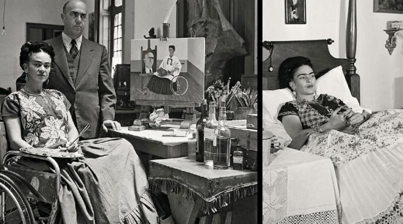 64 anni dopo vengono svelate le misteriose foto dell'ultimo anno di vita di Frida Kahlo