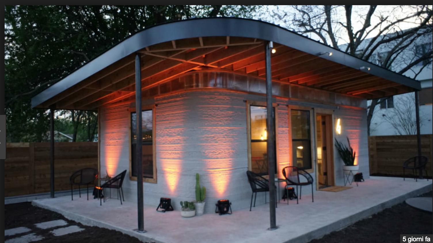 La casa che si costruisce in 24ore e costa solo 4mila euro - Una casa da amare ...