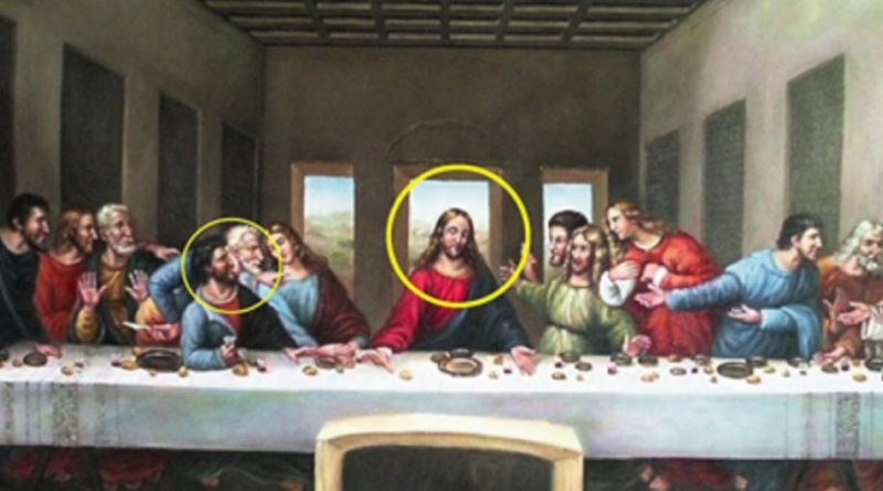 """Il grande enigma de """"L'ultima cena di Da Vinci"""": chi sono i protagonisti del famoso dipinto?"""
