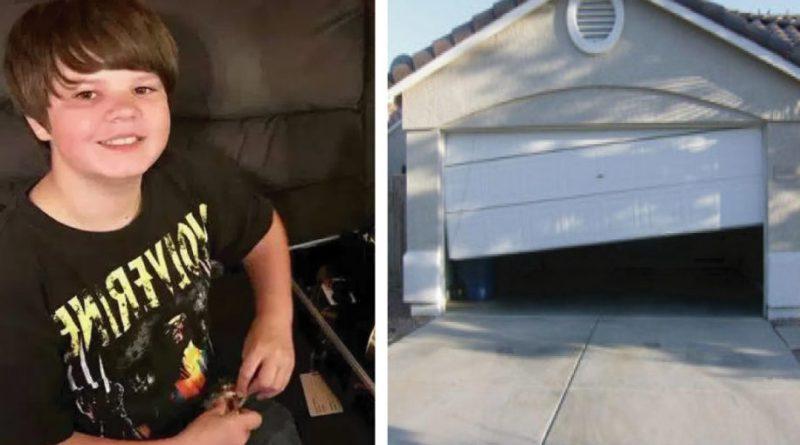 A soli 12 anni si toglie la vita dentro il garage – la mamma trova una nota che lascia senza parole la polizia